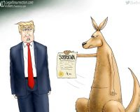 A.F. Branco Cartoon – Animal House