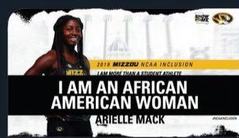 University of Missouri Athletics diversity