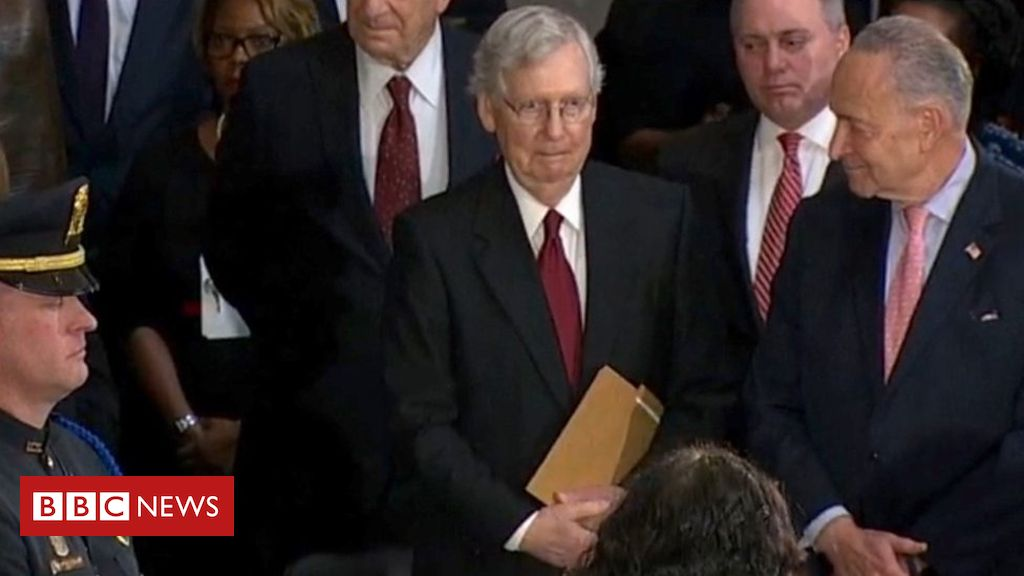 mitch mcconnell stunned