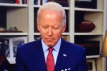 joe biden doze off