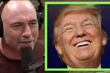 trump joe rogan