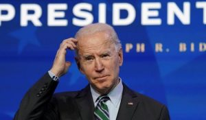 Watch: Biden Brags that He Was Arrested at Capitol