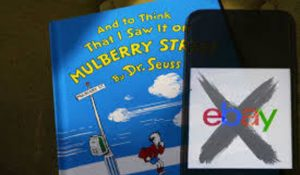 EBay Canceled Dr. Seuss, But Books By Hitler, Marx and More Still Available