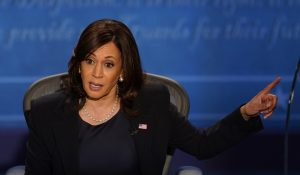 Kamala Harris Reportedly Unhappy Living in 70,000 Square Foot Home