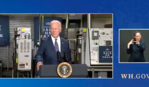 Whoops! Biden Accidentally Calls to Abolish Income Tax for Those Making Under $400K (VIDEO)