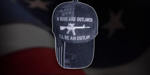 guns outlawed hat