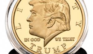 Where Should We Send Your Gold Trump Coin?