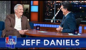 Actor Jeff Daniels Thinks White People Need Educated on Racism to 'Welcome in a New America'