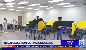CA Polling Center Reportedly Telling Republicans They 'Already Voted'