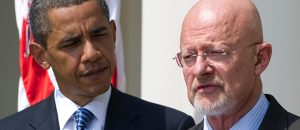 Watch: James Clapper on FBI Spying on Trump: If They Did It Was a 'Good Thing' For America