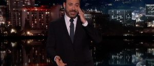 Crying Jimmy Kimmel Is Back At It - Lawmakers Care More About NRA Donation Than American Children