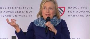 Crooked Hillary Is Still Crying, Calls the Electoral College 'A Little Troubling'
