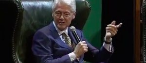 WATCH: Bill Clinton Accidentally Exposes the Exact Reason Hillary Clinton Lost the Election