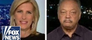 WATCH: Jesse Jackson Says Trump Isn't Helping Black People, Laura Ingraham Explodes