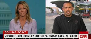 WATCH: Border Patrol Agent Tells CNN What is Really Going Down at the Border