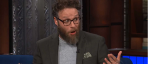 WATCH: Seth Rogen Brags About Denying a Photo Request From Paul Ryan In Front Of Ryan's Kids