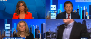 WATCH: CNN Commentator Compares Christianity to Sharia Law, Conservative Guest Walks Off Show