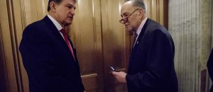 WV Senator Joe Manchin Takes on Schumer  - 'He Can Kiss My You Know What'