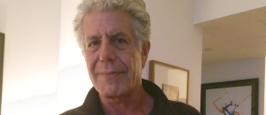 WATCH: Anthony Bourdain Rips 'Rapey' Bill Clinton in Previously Unreleased Interview
