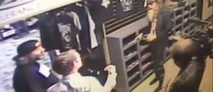WATCH: Gun Store Owner Busts Sacha Baron Cohen Posing as Wounded Vet: 'Get the F*** Out of Here, Borat'