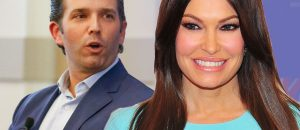 Kimberly Guilfoyle Leaving Fox News to Hit the Campaign Trail With Don Jr.