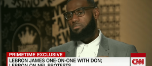 WATCH: LeBron James Accuses Trump of Dividing the Nation With Sports