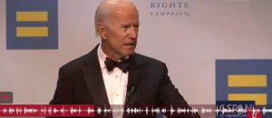 WATCH: Joe Biden Describes Trump Supporters: 'The Dregs of Society'