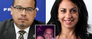 Keith Ellison's Ex-Girlfriend Attacks Democrats for Sweeping Her Abuse Accusations Under The Rug