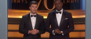 WATCH: Emmy's Host Rips Christians - Only White People Who Thank Jesus Are Republicans and Ex-Crackheads
