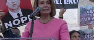 WATCH: Unhinged Democrat Leader Nancy Pelosi Compares Judge Kavanaugh to Vladimir Putin and Kim Jong Un