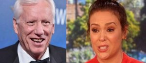 HE'S BACK: James Woods Blowtorches Anti-Kavanaugh Alyssa Milano for Her Pro-Bill Clinton Tweet