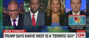 WATCH: Racist CNN Is Back At It. Labels Kanye With a Racial Slur
