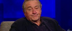 Robert De Niro Launches Another Attack on Trump Supporters