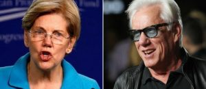James Woods Puts Elizabeth Warren's DNA Claims On Blast On Twitter