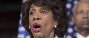 Daughter of Maxine Waters Pockets $200k for Campaign Operation