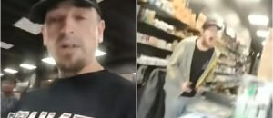 WATCH: Vape Shop Employee Goes on Racist Anti-Trump Rant, Caught On Video