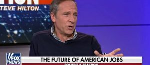 WATCH: Mike Rowe Explains How If We 'Redefine the Definition of a Job' It Could Create a Cultural Shift and Boost the Economy