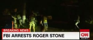 CNN Reporter David Shortell Claims 'Gut Instinct' Told Him to Drive to Roger Stone's House and Film Pre-Dawn Arrest