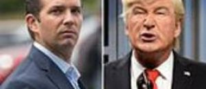Donald Trump Jr. Tears Into Alec Baldwin: 'Spare Everyone Your Bull****'