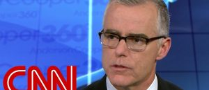 WATCH: Former Acting FBI Director Andrew McCabe: 'It Is Possible' Trump is a Russian 'Asset'