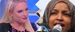 Meghan McCain Slams Rep. Ilhan Omar for 'Blatantly Anti-Semitic Rhetoric' During Twitter Spat