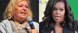 Roseanne Barr Fights Back: 'Michelle Obama Got Me Fired'