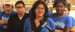 Rep. Rashida Tlaib on Following an Instagram Account Depicting Jews as Rats: 'No Comment'