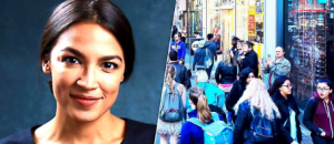 Alexandria Ocasio-Cortez Accuses Wells Fargo of 'Financing the Caging of Children'