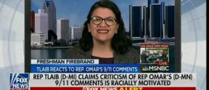WATCH: Democrat Rashida Tlaib Defends Ilhan Omar For Downplaying 9/11 Attacks