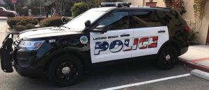 Cali Residents Claim American Flag on Cop Car is 'Very Aggressive'