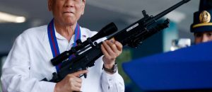 Reverse Gun Control: The Philippines Wants to Hand Out Free Guns to the Public to Fight Drugs and Crime