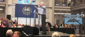 Joe Biden Uses a Teleprompter in Speech to Small Audience to Avoid Gaffes