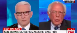 Bernie: 'Americans Want to Pay More in Taxes'