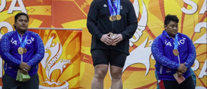 Trans 'Woman' Wins Two Gold Medals in Women's Weightlifting